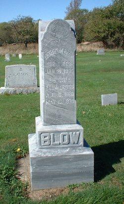Doris E Blow