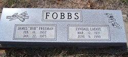 James Bob Freeman Fobbs