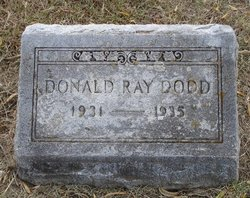 Donald Ray Dodd