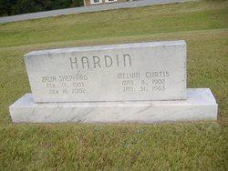 Zalia Zip <i>Sheppard</i> Hardin