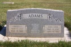 John Cleve Adams
