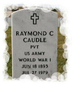 PFC Raymond C. Caudle