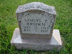Samuel P Brown
