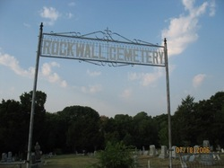 Rockwall Memorial Cemetery