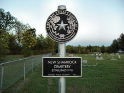New Shamrock Cemetery