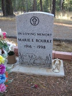 Marie Elizabeth <i>Shelly</i> Bourke