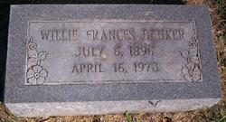 Willie Francis Banker
