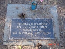 Thomas E. D'Amico