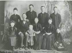Mary Emily Polly <i>Rogers</i> Edgerton