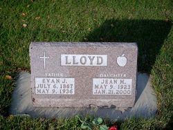 Evan J Lloyd