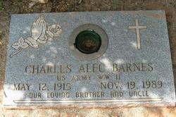 Charles Alec Barnes