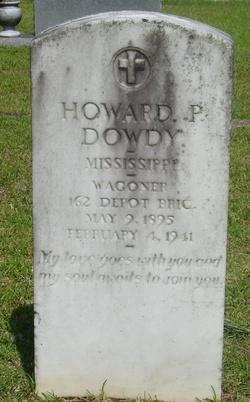 Howard Payne Dowdy