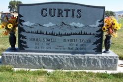Burdell Taylor Curtis