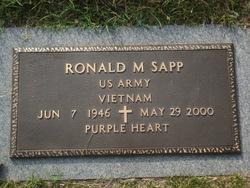 Ronald M. Sapp