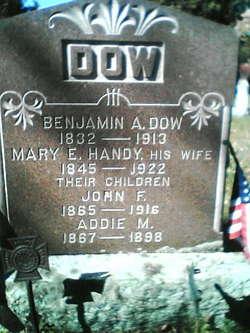 Addie M Dow