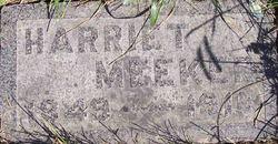 Harriet <i>Gates</i> Meeker