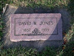 David W Jones