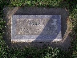 Sarah <i>Jones</i> Jones