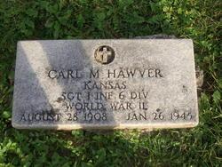 Carl M Hawver