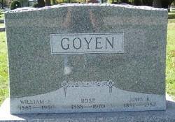 John Knight Goyen