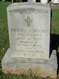 Pauline V. Mosby