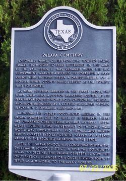 Palava Cemetery