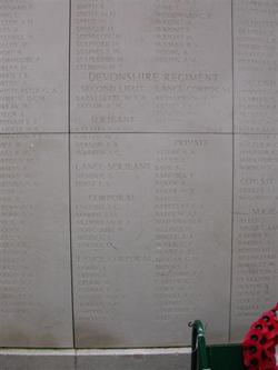 Private Thomas Percival Buscombe