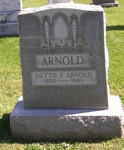 Nettie F. <i>Blessing</i> Arnold