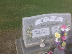 Delbert A. Bert Chittenden