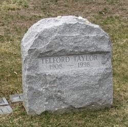 Telford Taylor