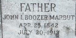 John Ivy Boozer Marbut