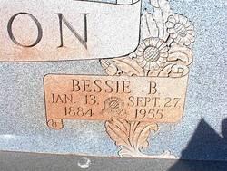 Bessie B. Aston