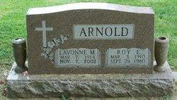 Roy E. Arnold