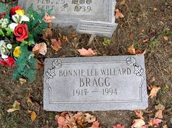 Bonnie Lee <i>Willard</i> Bragg