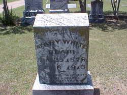 Mary White Blair