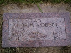 Leon W. Andy Anderson