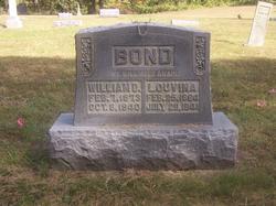 William D Bond