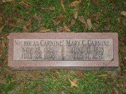 Mary C. Carnine