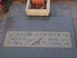 Julian Edgar Foster