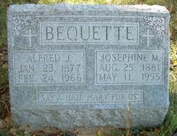 Josephine M. <i>Coleman</i> Bequette