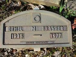 Ethel Mae <i>Dawson</i> Brasher