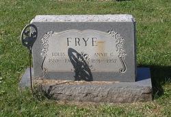 Annie Gertrude <i>Snoots</i> Frye