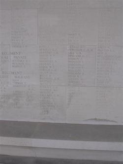 Lance Corporal Thomas Henry Abba
