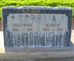 Josephine Ludovina <i>Rocha</i> Correia
