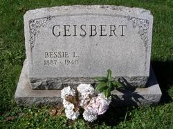 Bessie L. <i>Agnew</i> Geisbert
