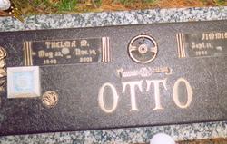 Thelma M. <i>Scott</i> Otto