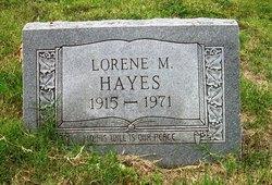 Lorene Marie <i>Sullivan</i> Hayes