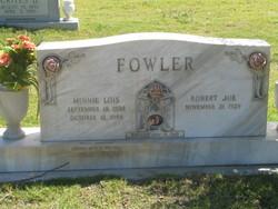 Minnie Lois Fowler