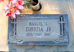 Manuel C. Correia, Jr