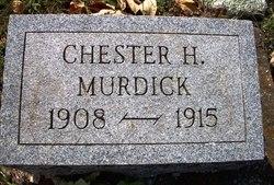 Chester H. Murdick